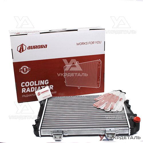 Радиатор охлаждения ВАЗ-2104, 2105, 2107 (карбюратор) | (AURORA) Польша