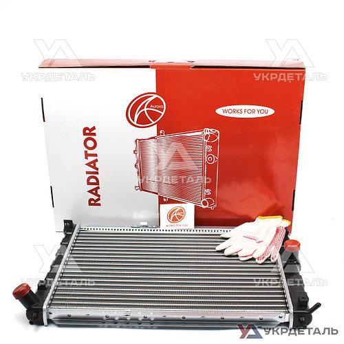 Радиатор охлаждения Ланос 1.5, 1.6, Daewoo Lanos (без кондиционера) | (AURORA) Польша