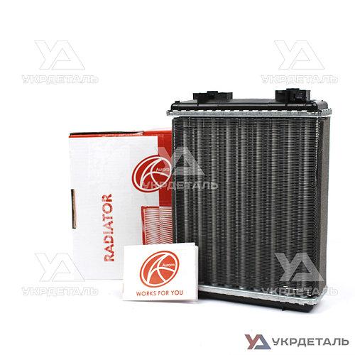 Радиатор печки ВАЗ-2101, 2102, 2103, 2104, 2105, 2106, 2107 (отопителя) | AURORA (Польша)