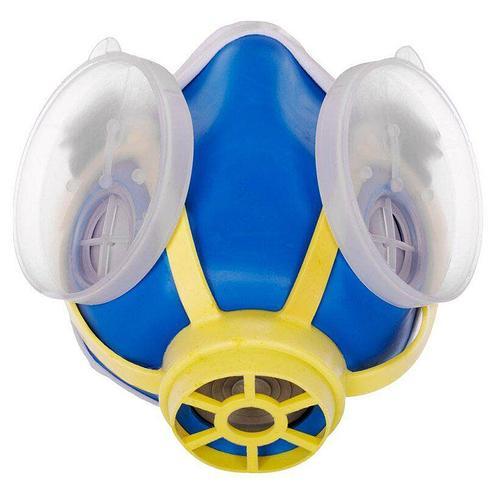 Респиратор - тополь (без фильтров) горловка | VTR (Украина) DR-0049