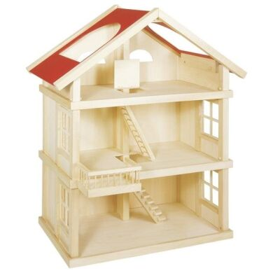 Кукольный домик goki 3 этажа 51957