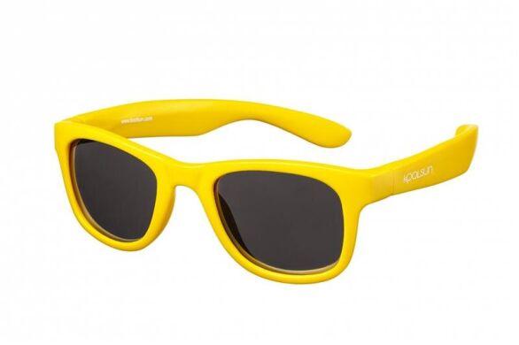 Детские солнцезащитные очки Koolsun KS-WAGR001 золотого цвета (Размер: 1+)
