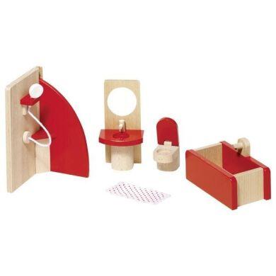 Набор для кукол goki Мебель для ванной 51717G