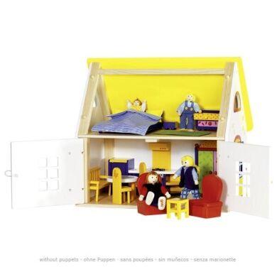 Кукольный домик goki с мебелью 51742G