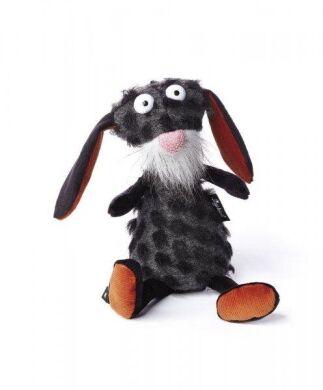 Мягкая игрушка sigikid Beasts Кролик черный 29 см 38614SK