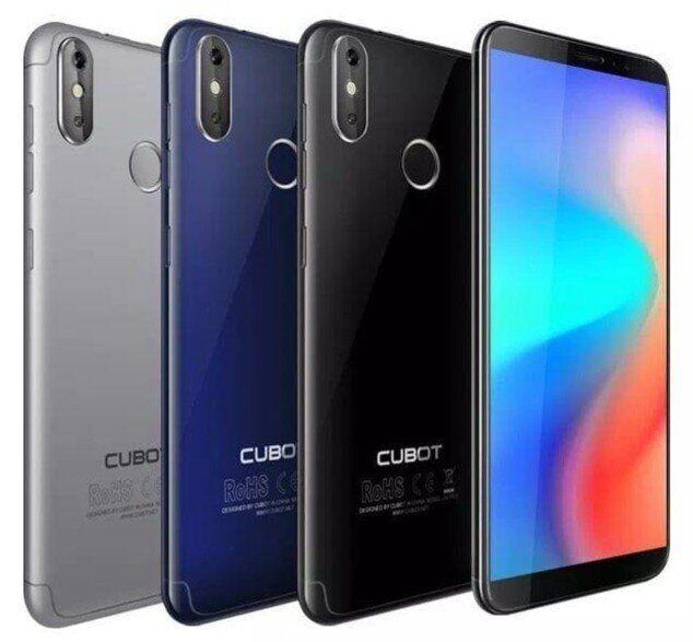 Смартфон Cubot J3 Pro 1/16GB