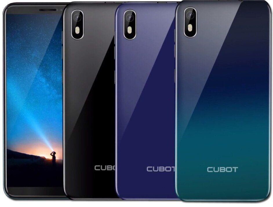 Смартфон Cubot J5 2/16GB