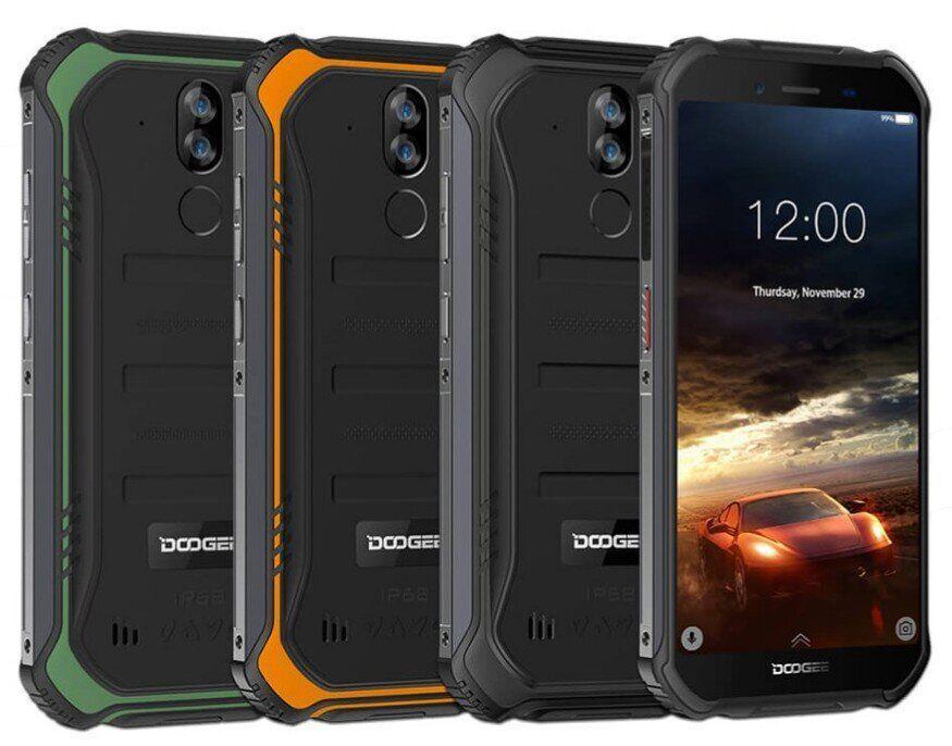 Смартфон Doogee S40 Lite 2/16GB