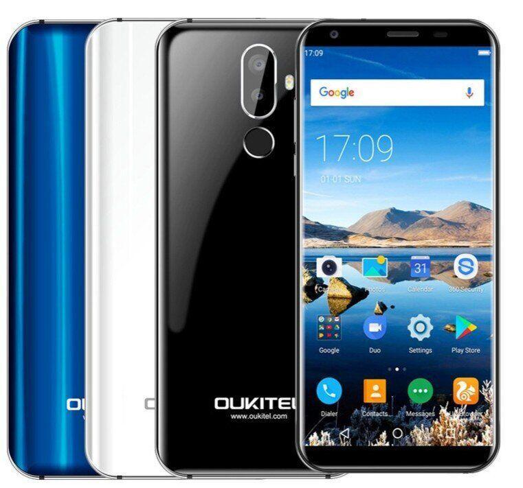 Смартфон Oukitel K5 2/16GB