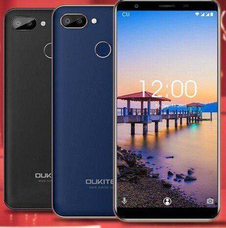 Смартфон Oukitel C11 1/8GB