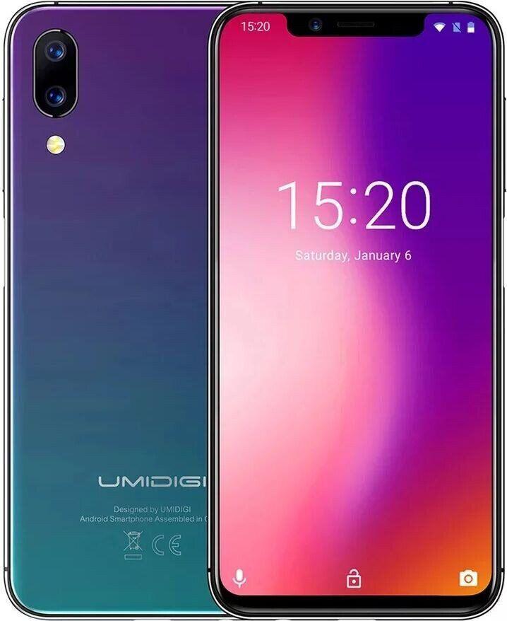 Смартфон Umidigi One 4/32GB