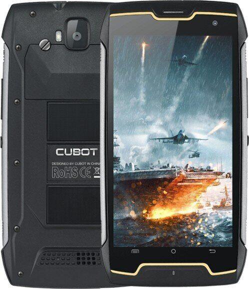 Смартфон Cubot KingKong CS black 2/16GB