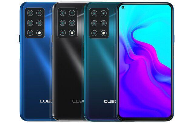 Смартфон Cubot X30 6/128GB NFC