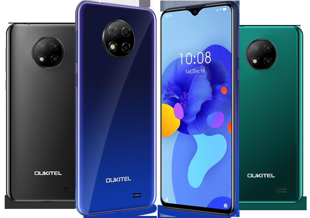 Смартфон Oukitel C19 2/16GB