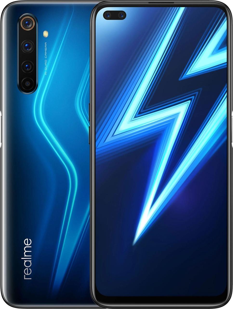 Смартфон OPPO Realme 6 Pro 8/128GB NFC