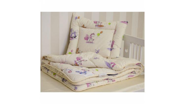 Комплект с подушкой для детей БЕБИ. Купить комплект детский одеяло и подушка БЕБИ Billerbeck - Постель-Маркет
