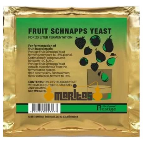 Фруктовые дрожжи Fruit Schnapps yeast - МирБир