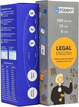 Legal English. Картки для вивчення англійських слів