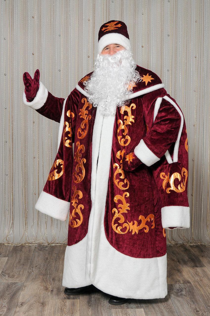 Новогодний костюм Святого Николая 52-56 р