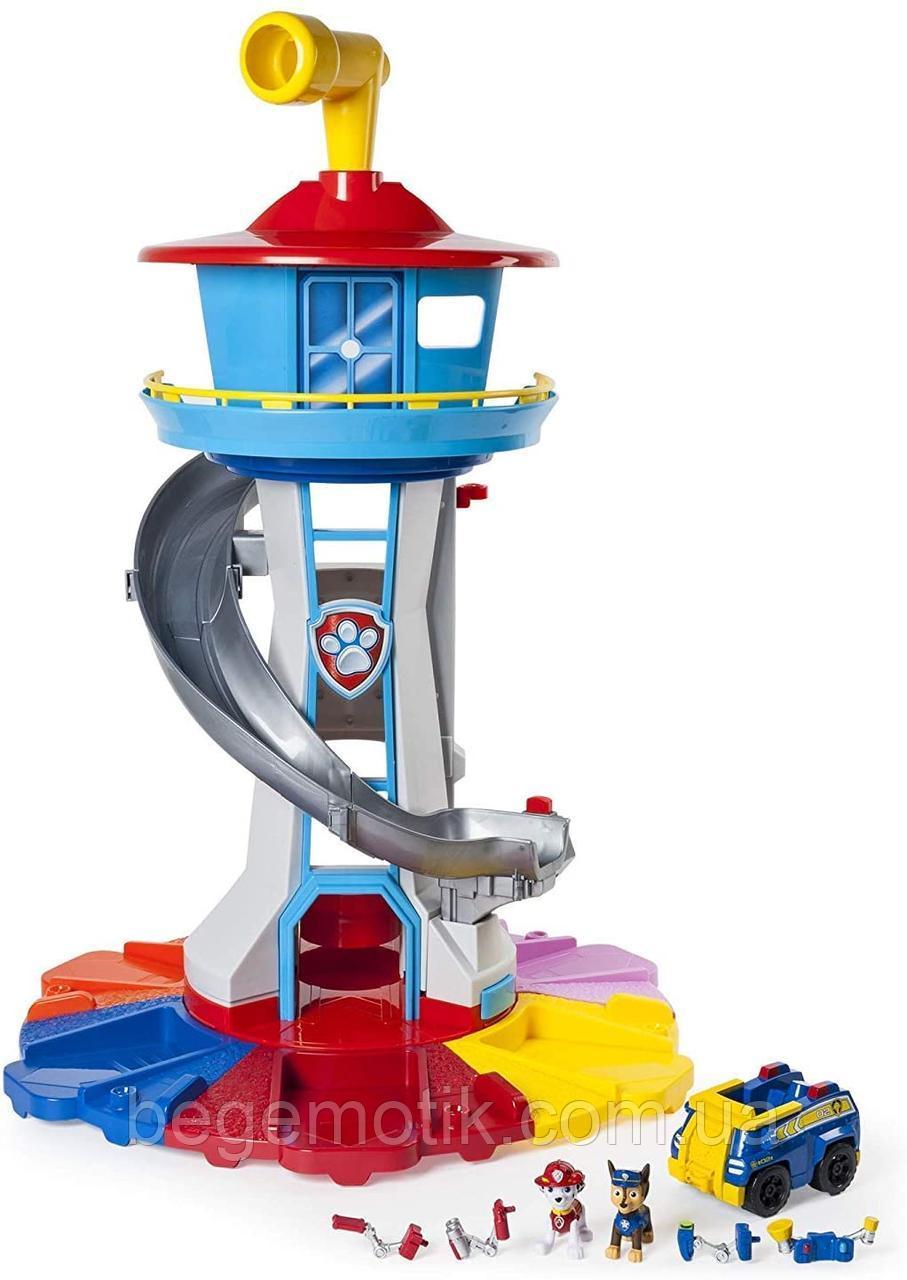 Paw Patrol Большая спасательная станция Щенячий патруль Офис спасателей My Size Lookout Tower