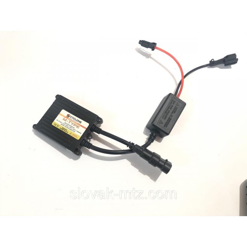 Блок розжига ксеноновых ламп Cyclone AC М-type 35w Slim
