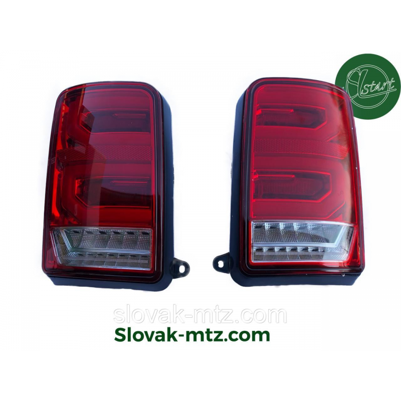 Фонарь светодиодный красные LED ВАЗ 21213, 21214 задний