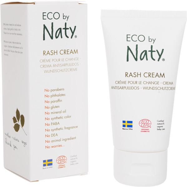 Органический детский крем Eco by Naty 50 мл