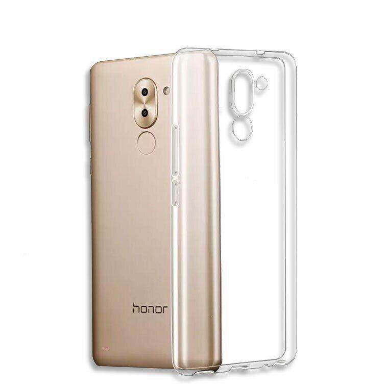 Прозрачный Силиконовый чехол TPU для Huawei GR5 (2017) цвет Прозрачный