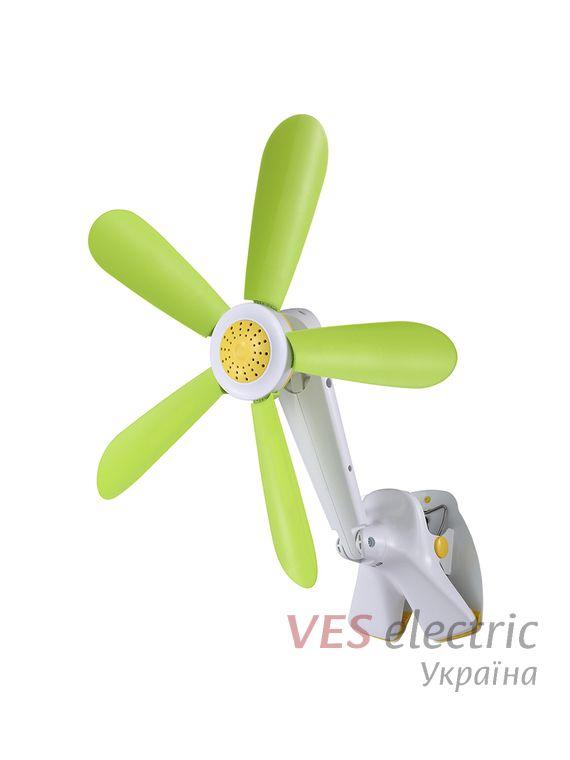 Настольный Вентилятор - Прищепка VES electric Ves VD 701
