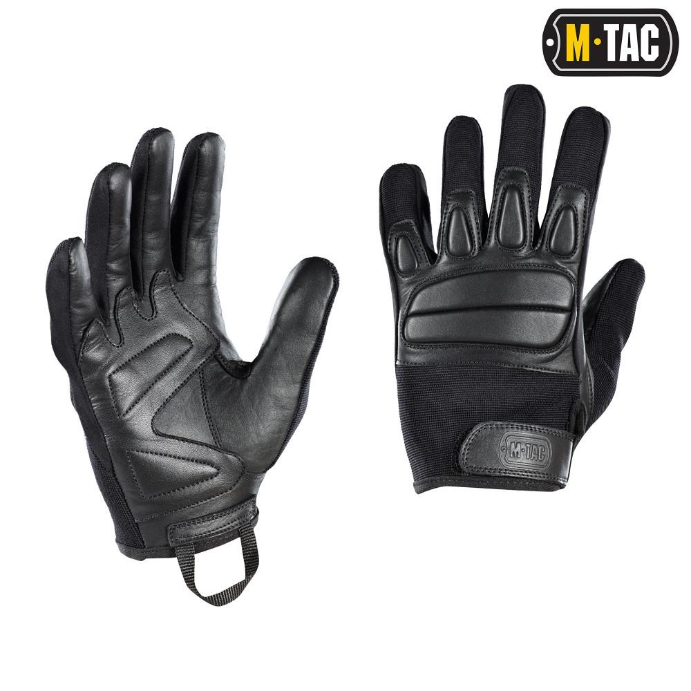 M-TAC ПЕРЧАТКИ ASSAULT TACTICAL MK.2 BLACK