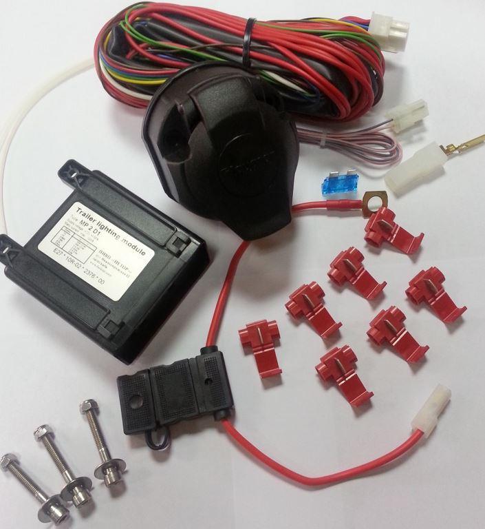 Электрический модуль управления многофункциональный MP2-D1-G7 (AUTO-HAK)