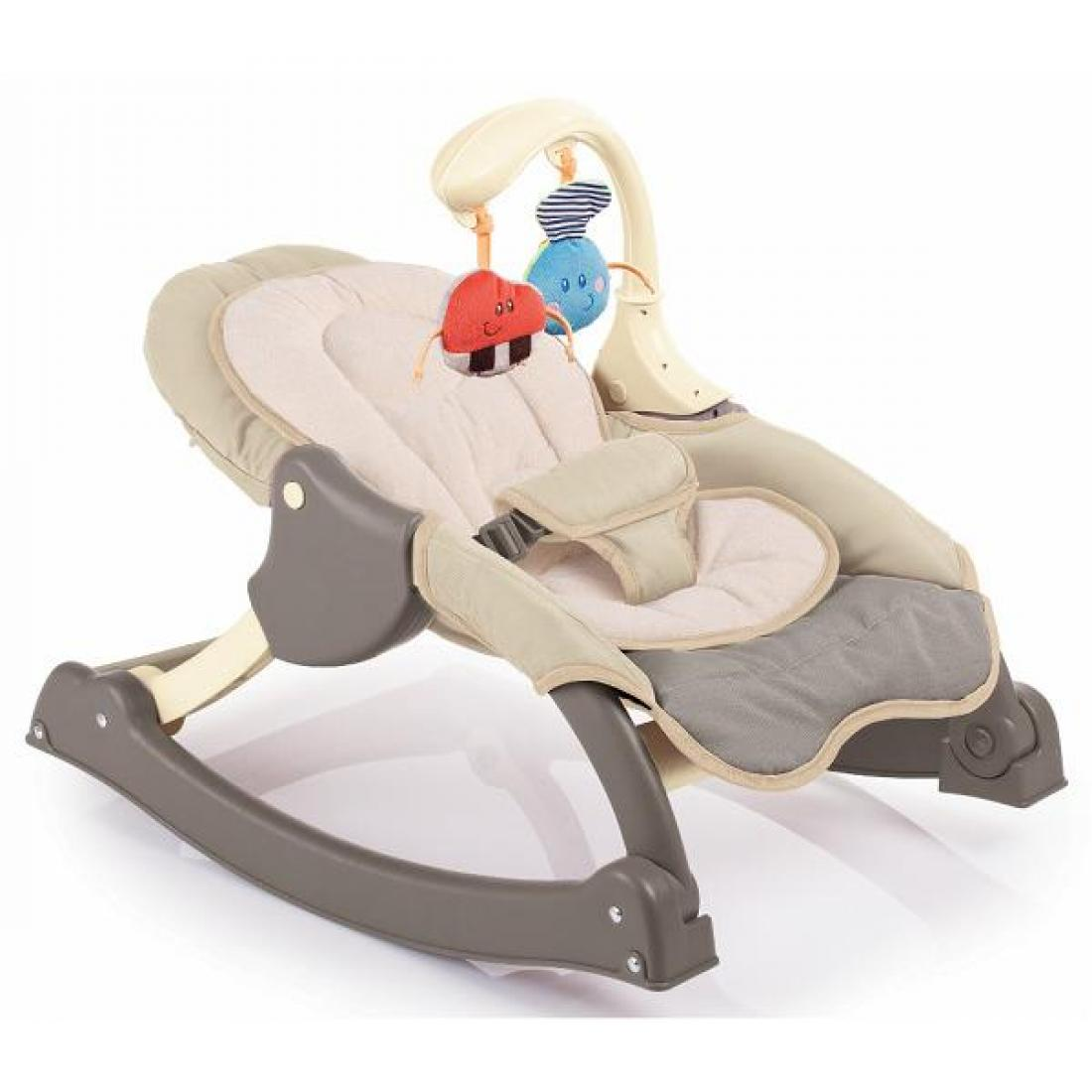 Кресло-качалка Weina MusiCozzi Joy, шоколадный (4011.101.01)