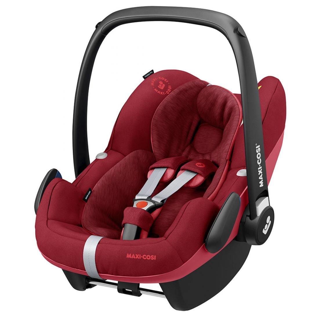 Автокресло MAXI-COSI Pebble PRO i-Size Essential Red (8799701120)