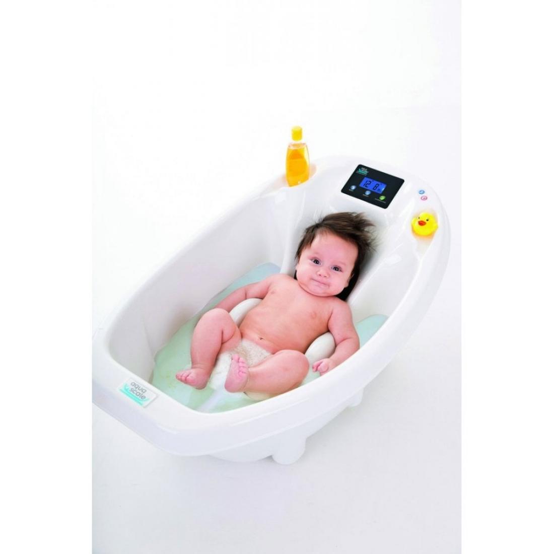 Детская ванночка Aquascale 3в1 (2008), BABY PATENT