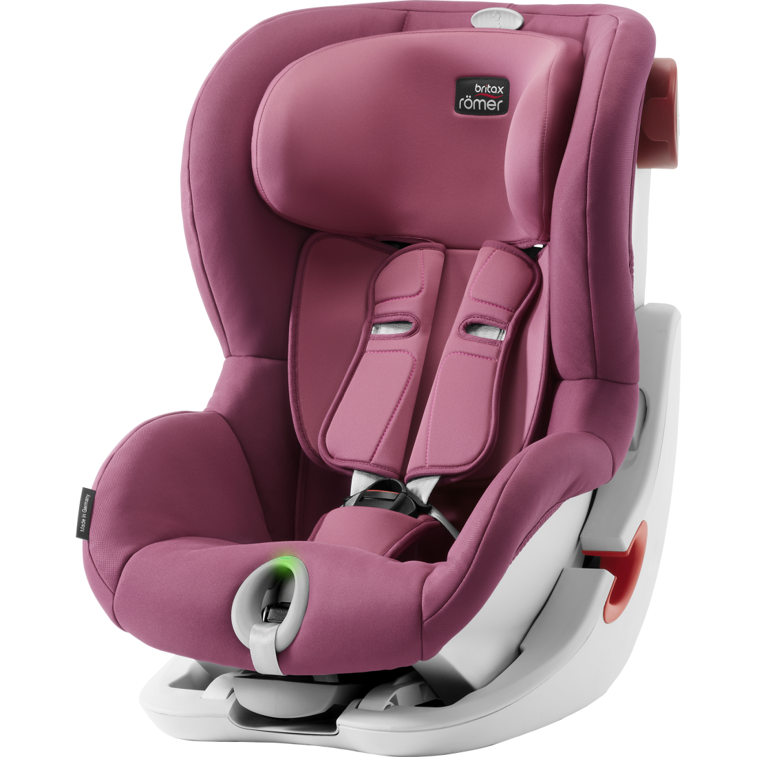 Автокресло BRITAX-ROMER KING II LS Wine Rose (2000027838)