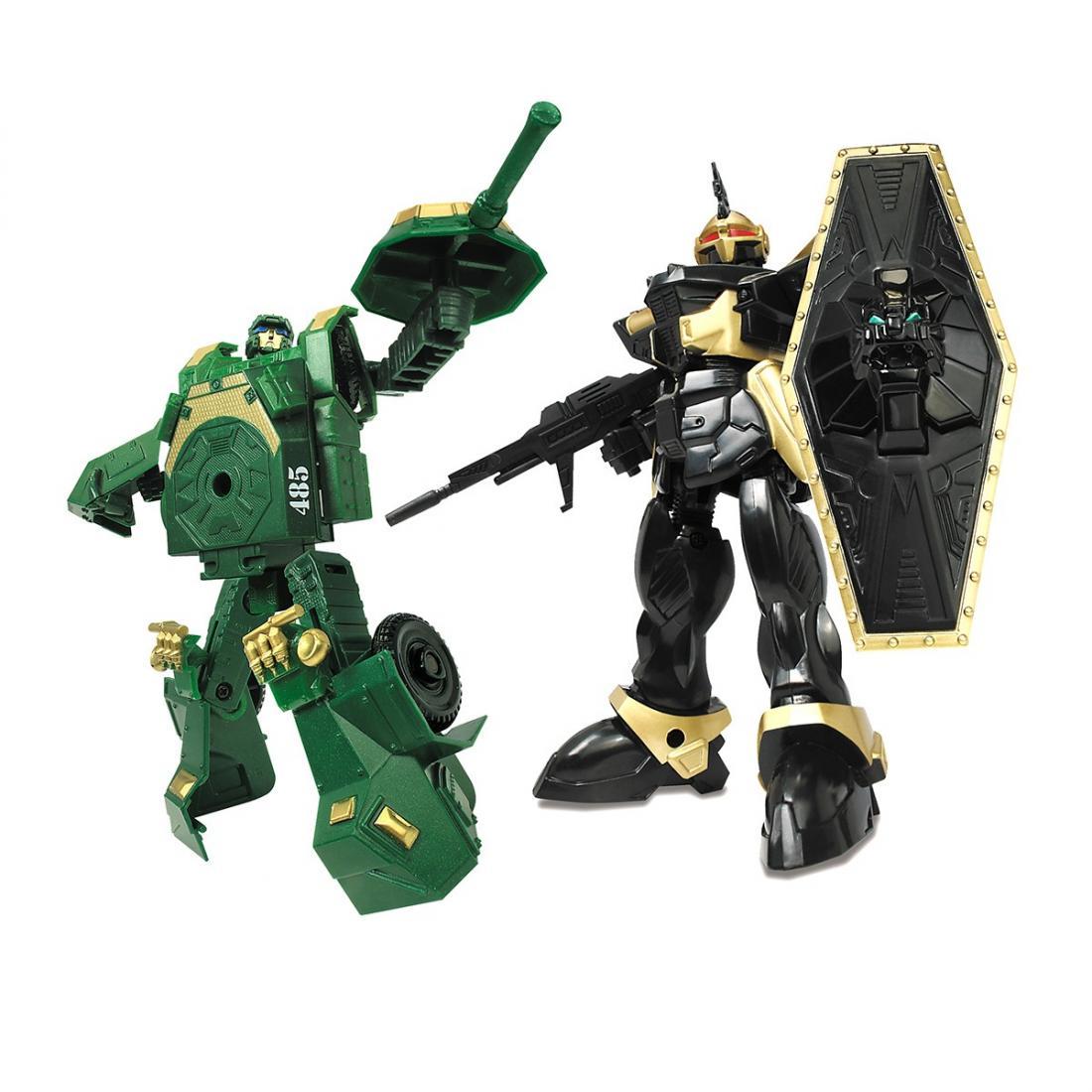 Игровой Набор - Робот-Трансформер, Танк, Воин (82010R)