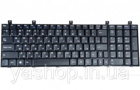 Клавиатура для ноутбука Acer Aspire 1800, 1801, 1802, 1804, 9500, 9502, 9503, 9504 черный