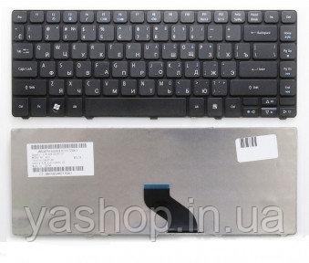 Клавиатура для ноутбука Acer Aspire 3810T черный