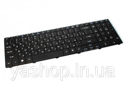 Клавиатура для ноутбука Acer Aspire 5236, 5242, 5250, 5410T, 5810T, 5820 черный