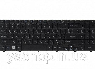 Клавиатура для ноутбука Acer Aspire 5334, 5516, 5517, 5532, 5541, 5732 eMachines E430, E525, E625 черный