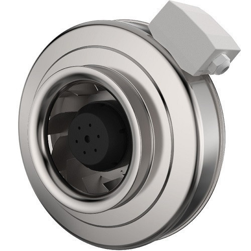 Вентилятор Systemair для круглых воздуховодов K 250 EC sileo