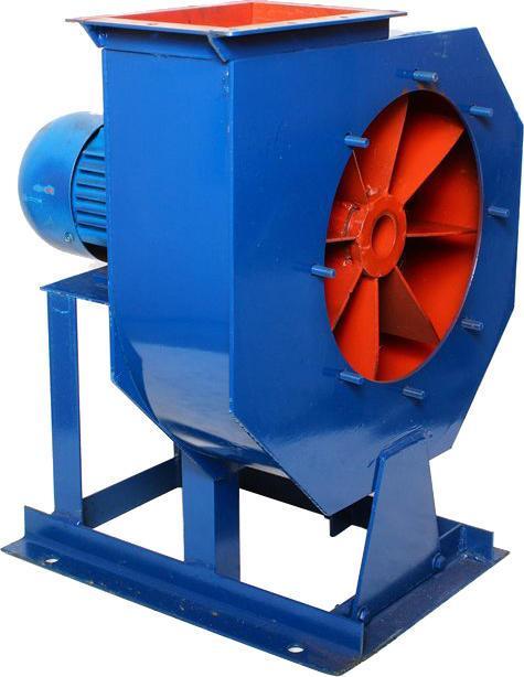 Вентилятор радіальний пиловий ВРП 5-45 (ВЦП 5-45) 4 4,0 кВт 3000 об/хв