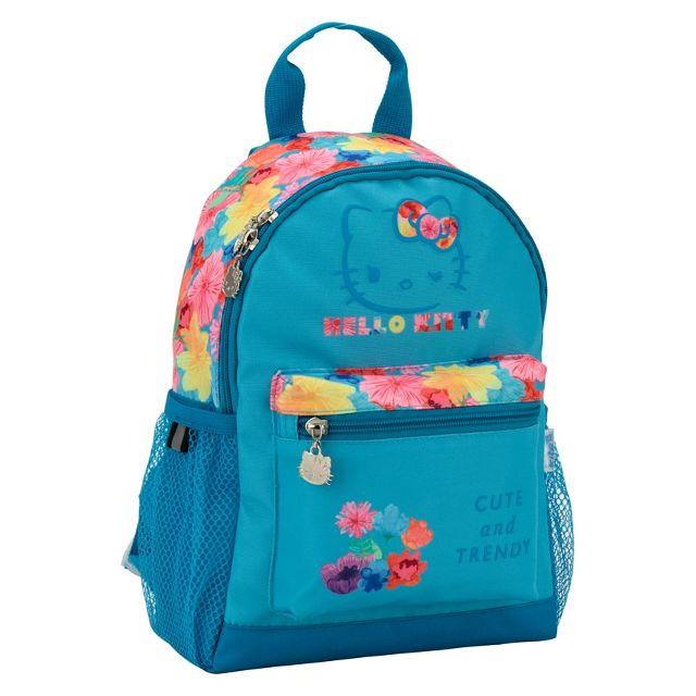 Рюкзак дошкольный Kite Hello Kitty бирюзовый HK17-534XS