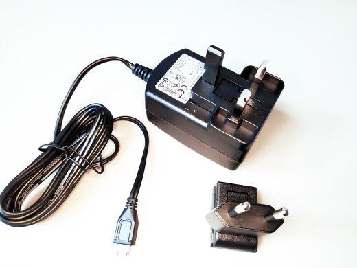 Блок питания Raspberry Pi Power Supply Black