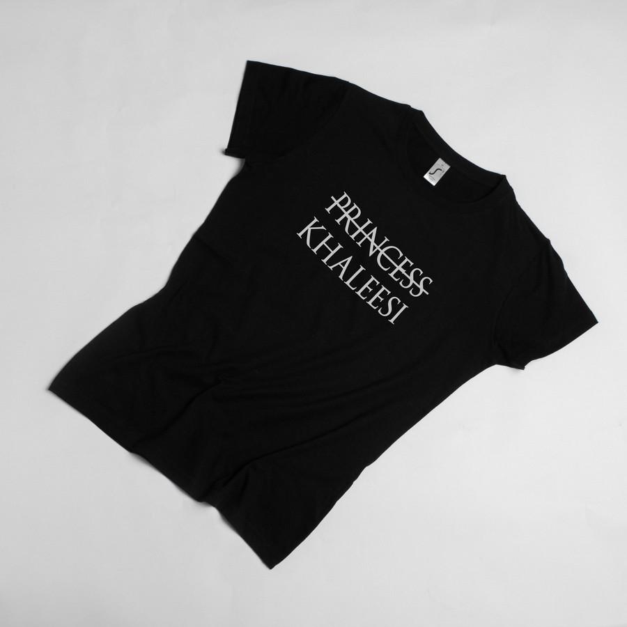 "Футболка GoT ""Princess khaleesi"" женская"
