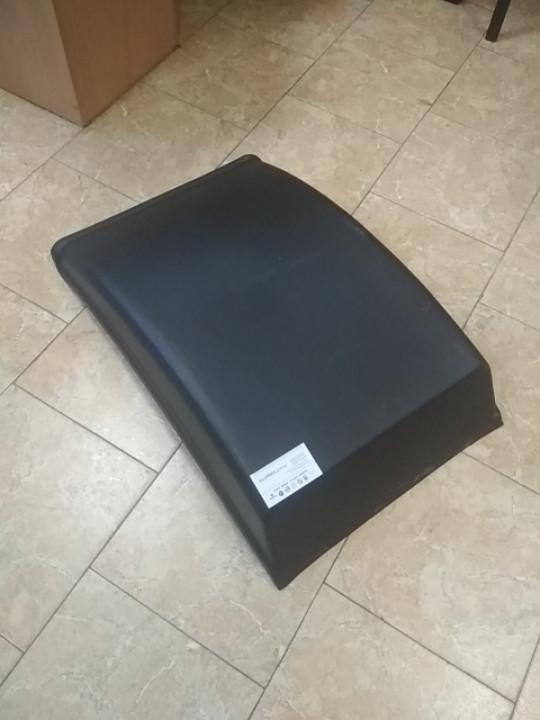Крыло пластиковое для прицепа короткое KRONE/FRUEHAUFE 725X465