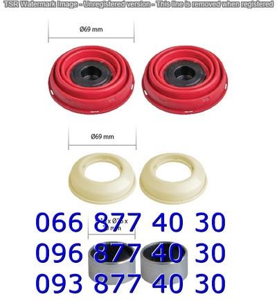 К/кт упоров суппорта Knorr SN6/SN7/SK7 пятаки (Ø69 mm),