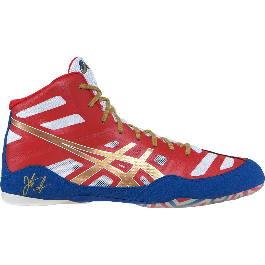 Борцовки, боксерки Asics JB Elite,Обувь для борьбы Асикс. Обувь для бокса Asics.