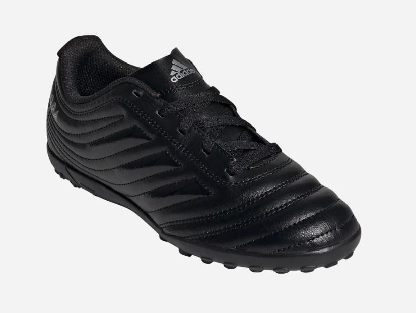 Детские футбольные бутсы, многошиповки, сороконожки Adidas COPA 19.4 TF. Футбольные бутсы