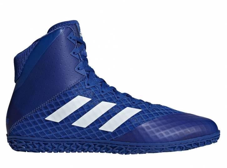 Борцовки, боксерки Adidas Mat Wizard 4. Обувь для борьбы, бокса. Борцовки Адидас купить